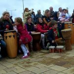Drum Dance Ireland