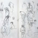 Life Sketching Workshop with Ivan Daly