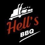 Hell's BBQ logo